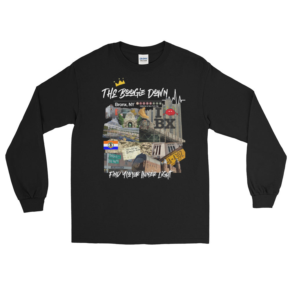 The Boogie Down Long Sleeve T- Shirt
