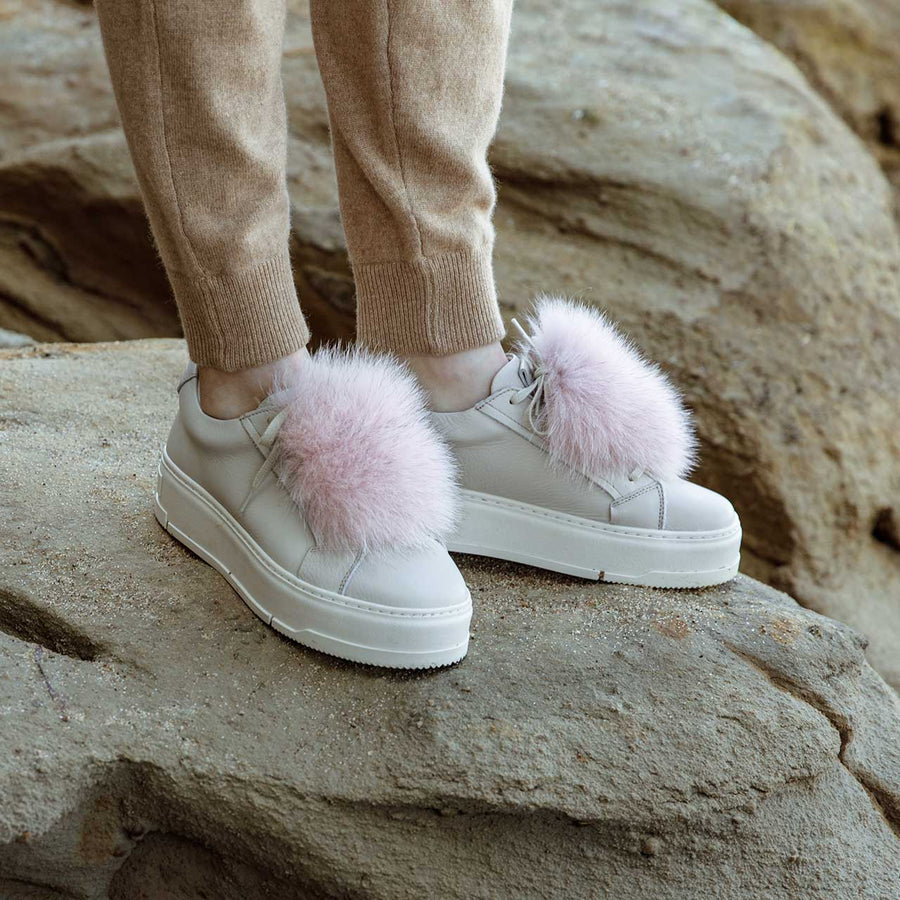 FUR SNEAKER PATCHES