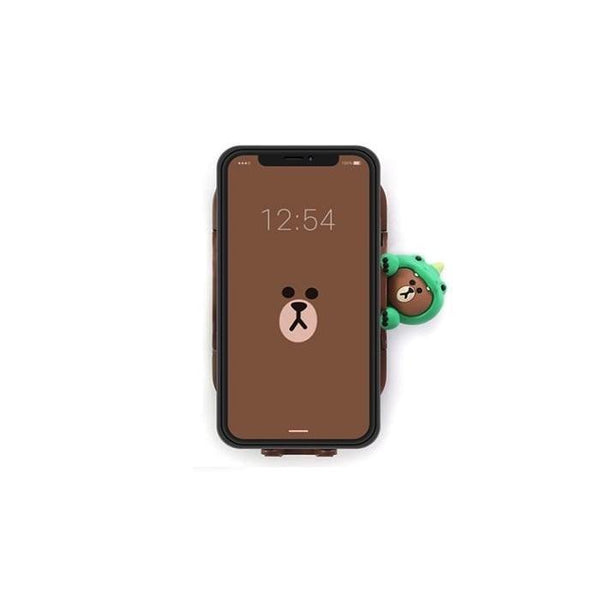 [LINE FRIENDS] Fast Wireless Care Charger
