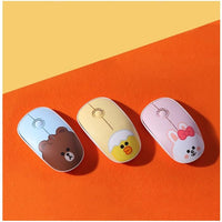 [LINE FRIENDS] Wireless Silent Mouse