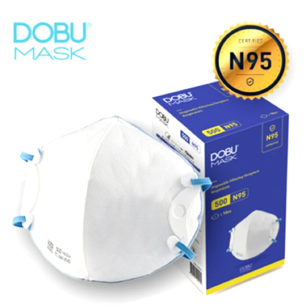 [Dobu]Niosh Approved N95 Dobu500(Made in Korea)