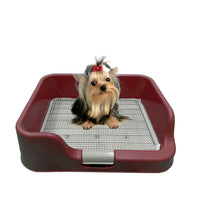 [PETBUMO]Indoor Pet Potty Tray T1
