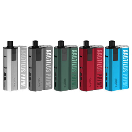 Aspire Nautilus Prime Pod Kit [Colore:Space Gray]