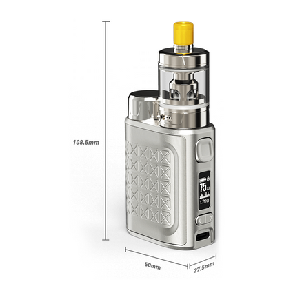 Eleaf iStick Pico 2 Kit con GZeno S tank Rose gold