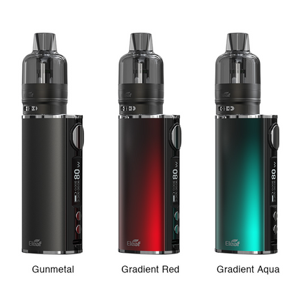 Eleaf iStick T80 Kit con GTL Pod Tank Gunmetal 4.5ml
