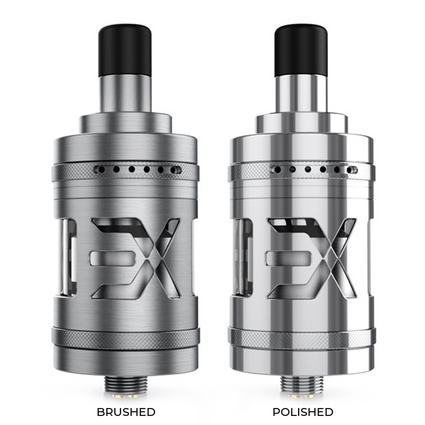 EXVAPE Expromizer V5 MTL RTA atomizzatore - 2ml Brushed