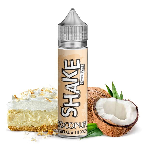 Shake Cocopuff - Vape Shot 20ml