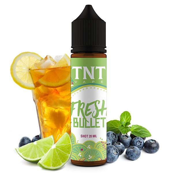 TNT Vape Magnifici7 Fresh Bullet - Vape Shot - 20ml