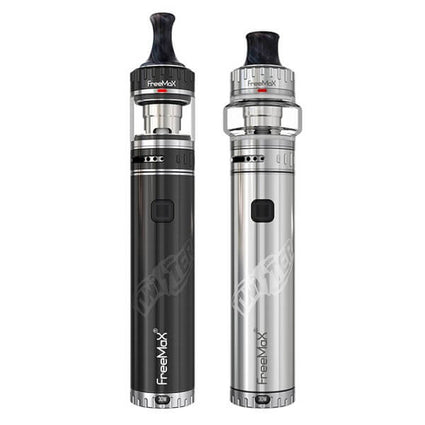 FreeMax Twister 30W Kit [Colore:Metallico]
