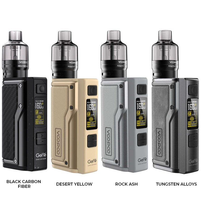 VooPoo Argus GT Kit 160W Tungsten Alloys