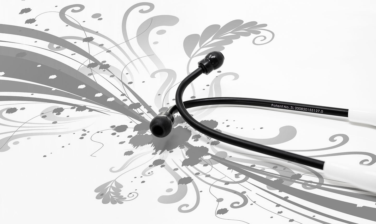 Patented Stethoscope Design
