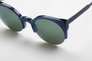 Super by Retrosuperfuture | Lucia | Blu Intenso - OTTICA SICOLI