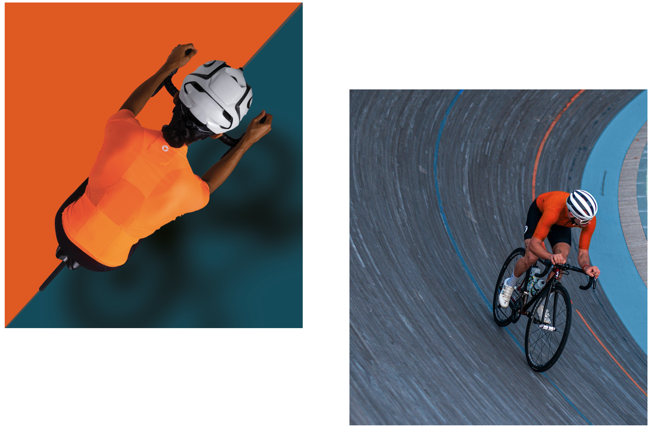 Black Sheep Cycling Racing Aero サイクルジャージ - Orange  |  CYCLISM