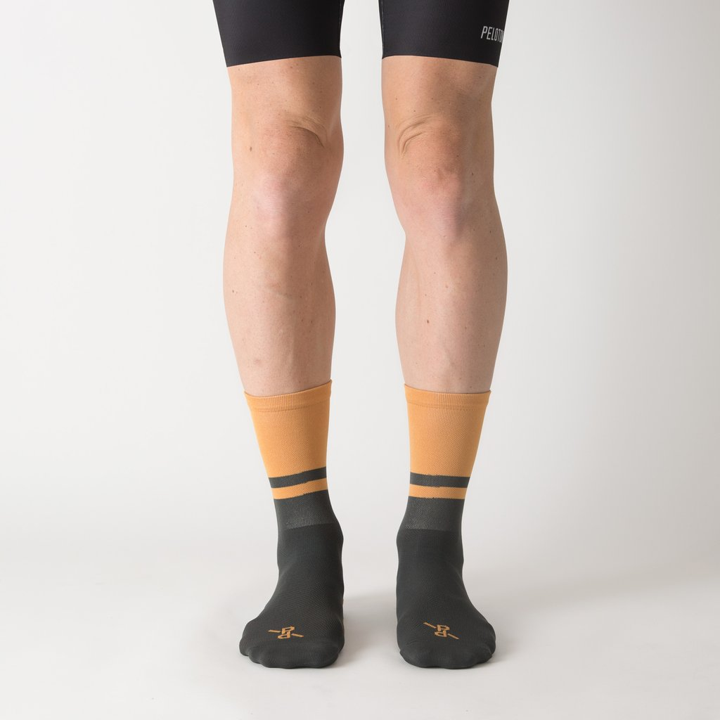 Peloton de Paris Two-Tone PLTN サイクルソックス | CYCLISM