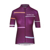 Peloton de Paris Laser Deep Purple Domestique Women's Jersey