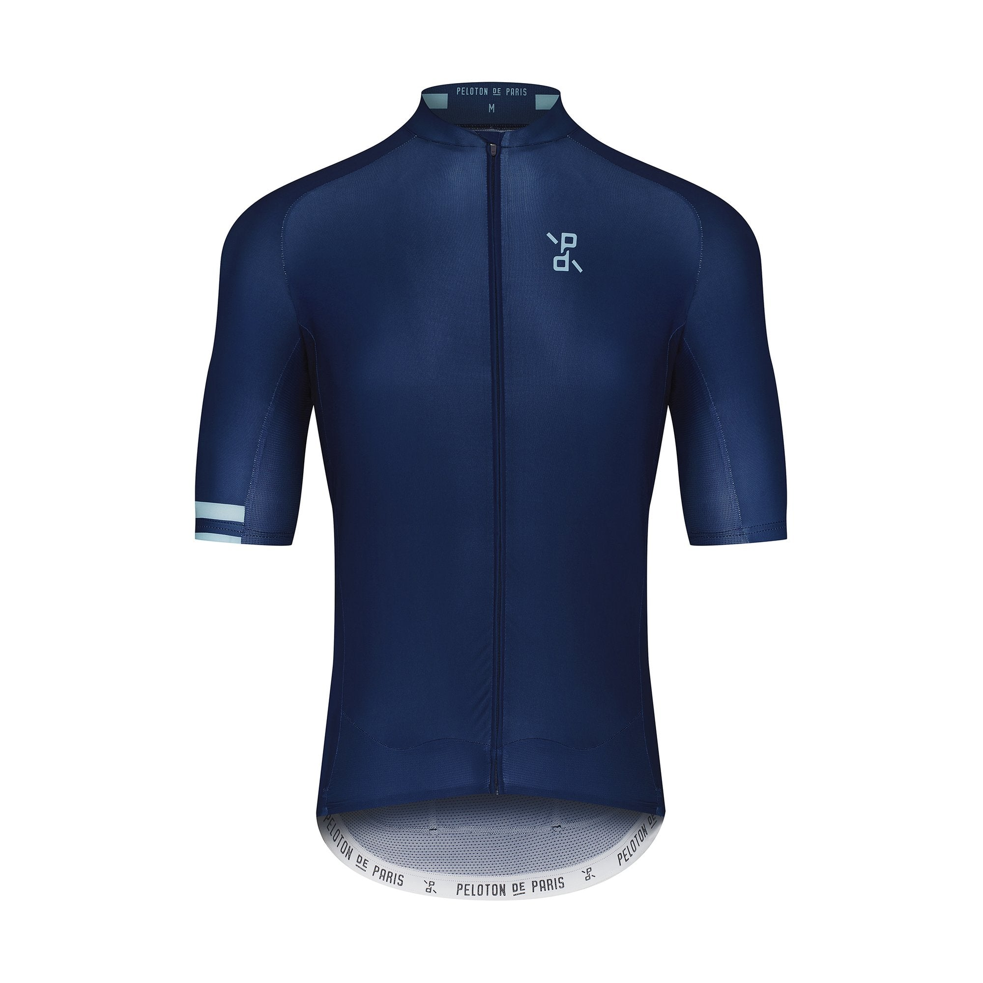 Peloton de Paris Navy Recon サイクルジャージ | CYCLISM