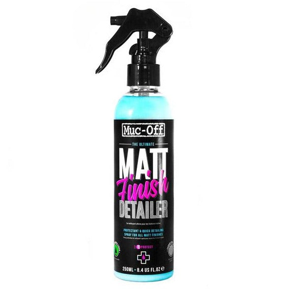 Muc-Off Matt Finish Detailer 750ml スプレーボトル | CYCLISM
