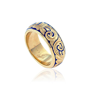 Ali'i 8mm Ring - Philip Rickard