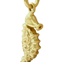 Load image into Gallery viewer, Seahorse Pendant - Philip Rickard