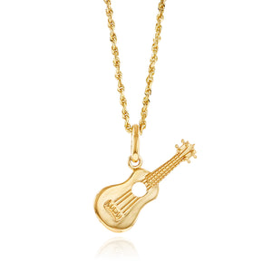Medium Ukulele Pendant - Philip Rickard