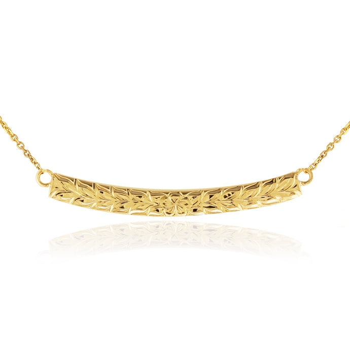 Maile Necklace - Philip Rickard