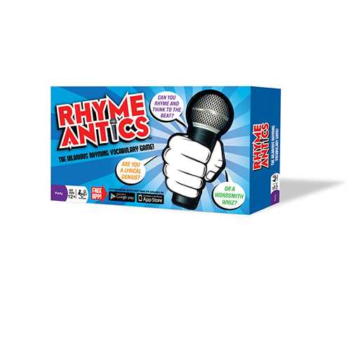 Rhyme Antics - Vocabulary Game