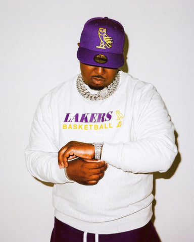Drakeo The Ruler For The Welcome To OVO x NBA Collection