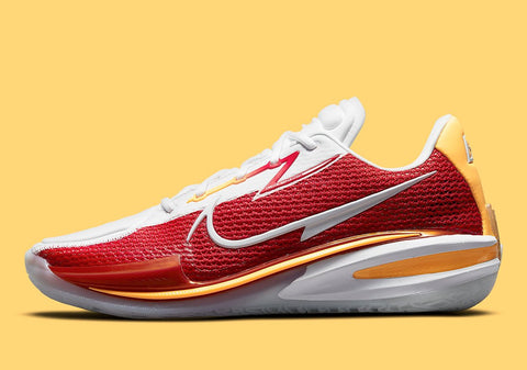 Nike Zoom GT Cut (White & Red)