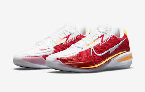 Nike Zoom GT Cuts (White & Red)