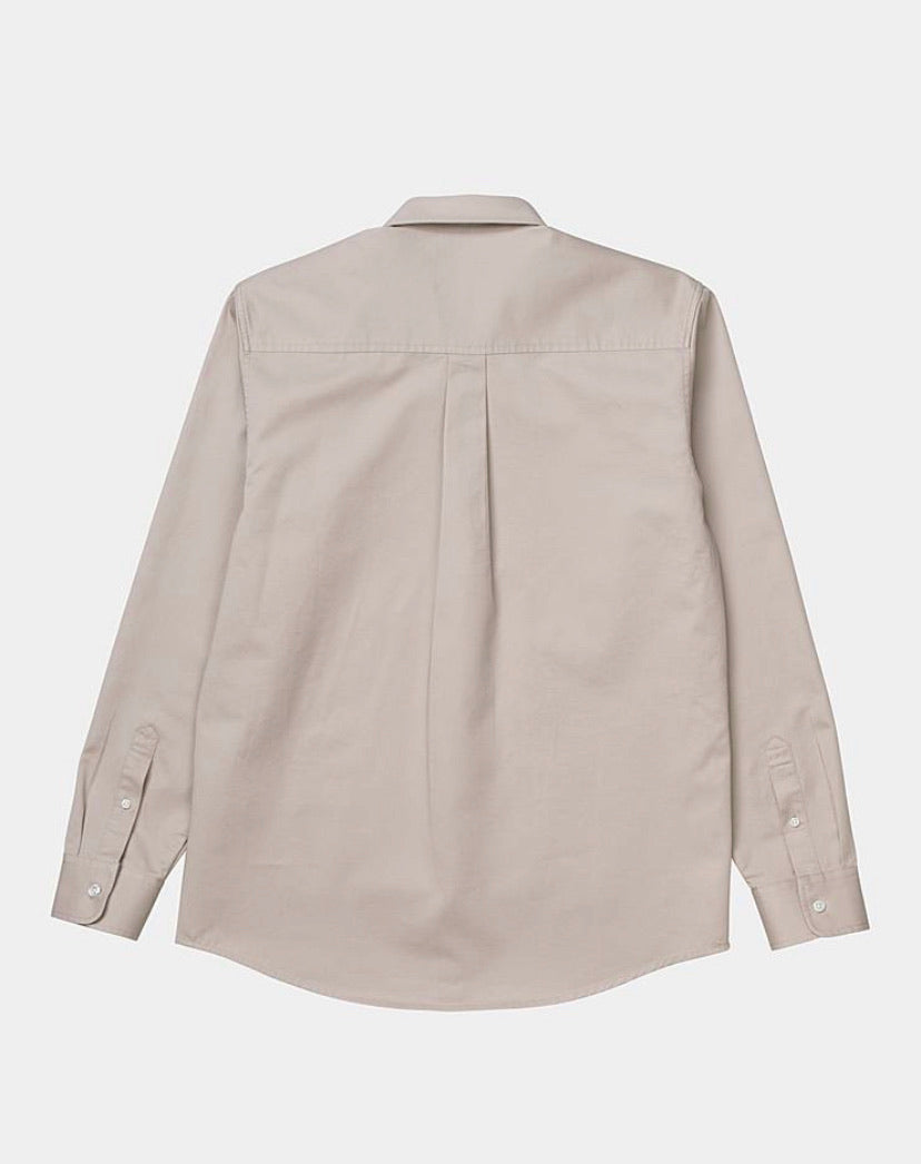 Carhartt Madison Shirt - Glaze