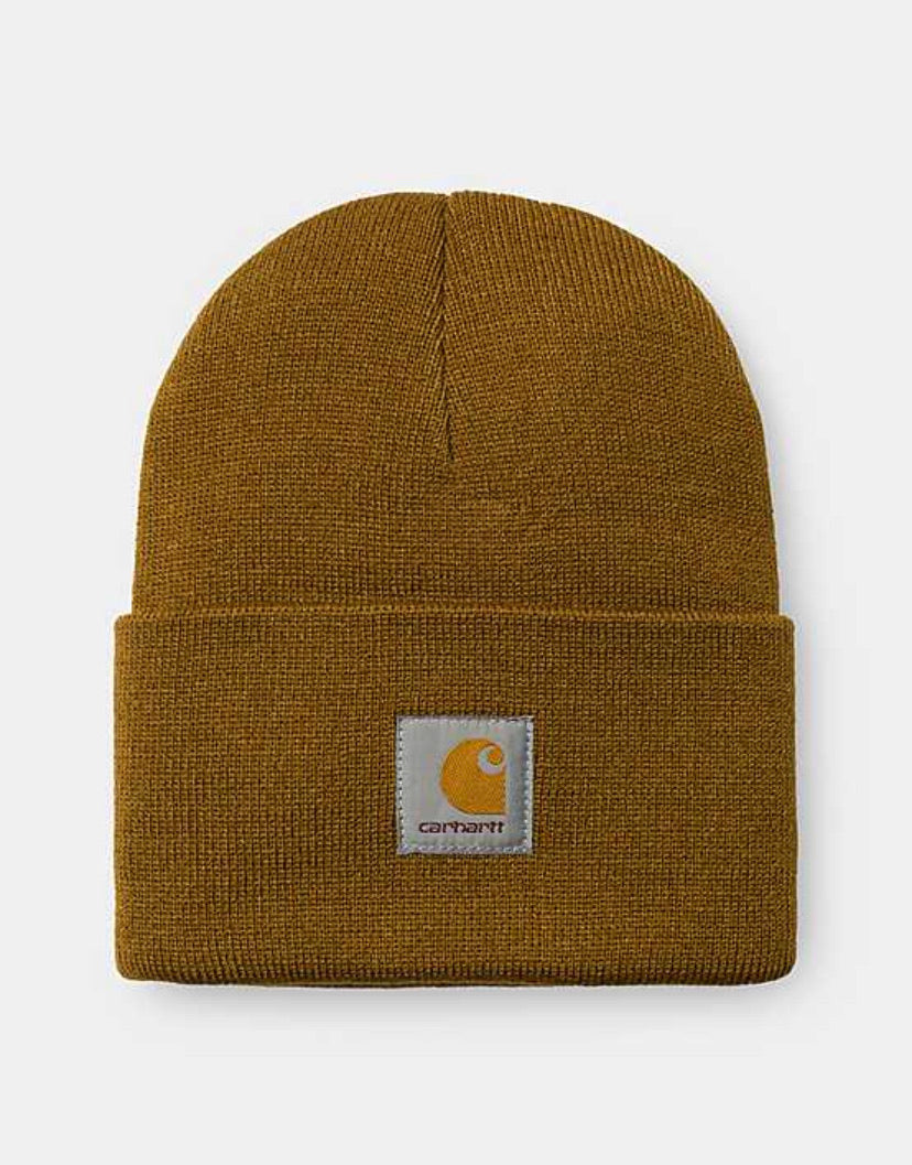 The Iconic Carhartt Watch Hat Beanie in hamilton brown