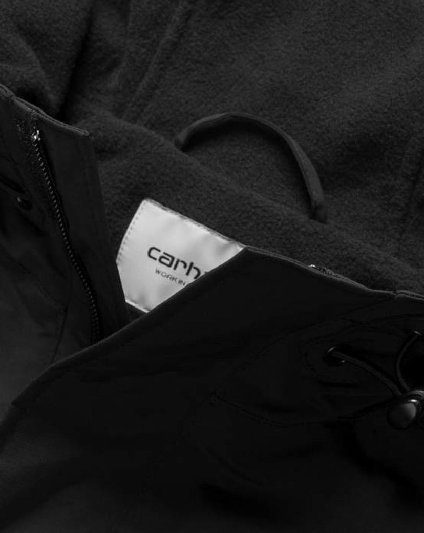 Carhartt fleece lined Nimbus Pullover - Black