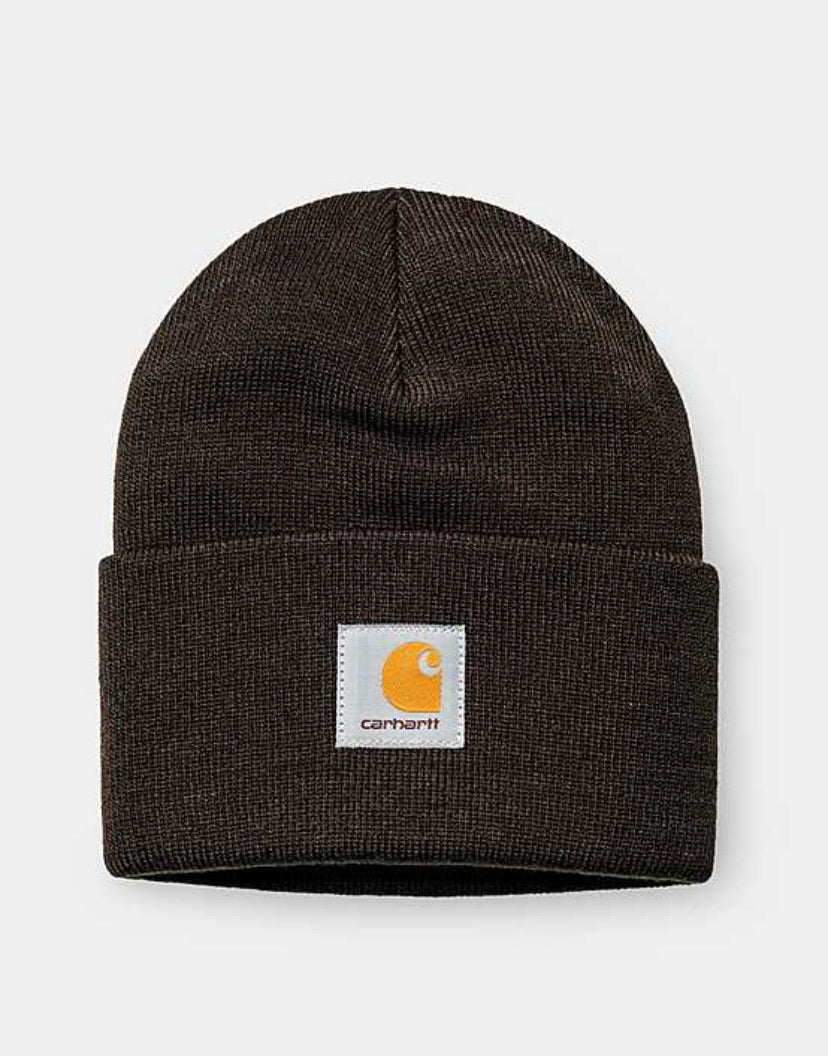 The iconic Carhartt Watch Hat Beanie in Tobacco