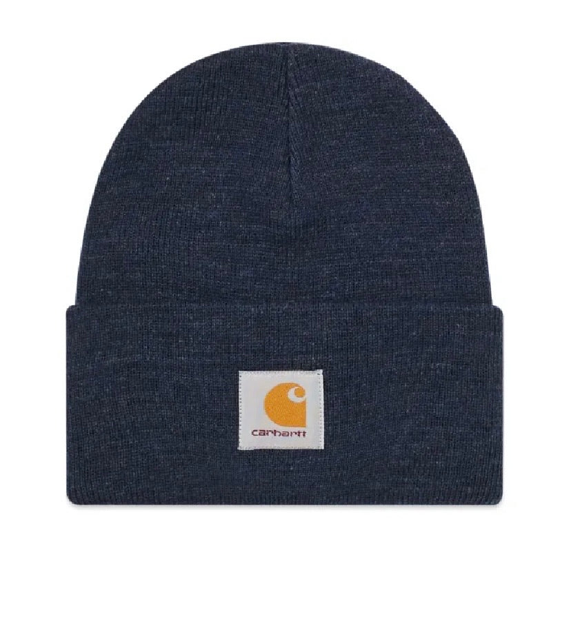 Carhartt Hat - Dark Navy Heather
