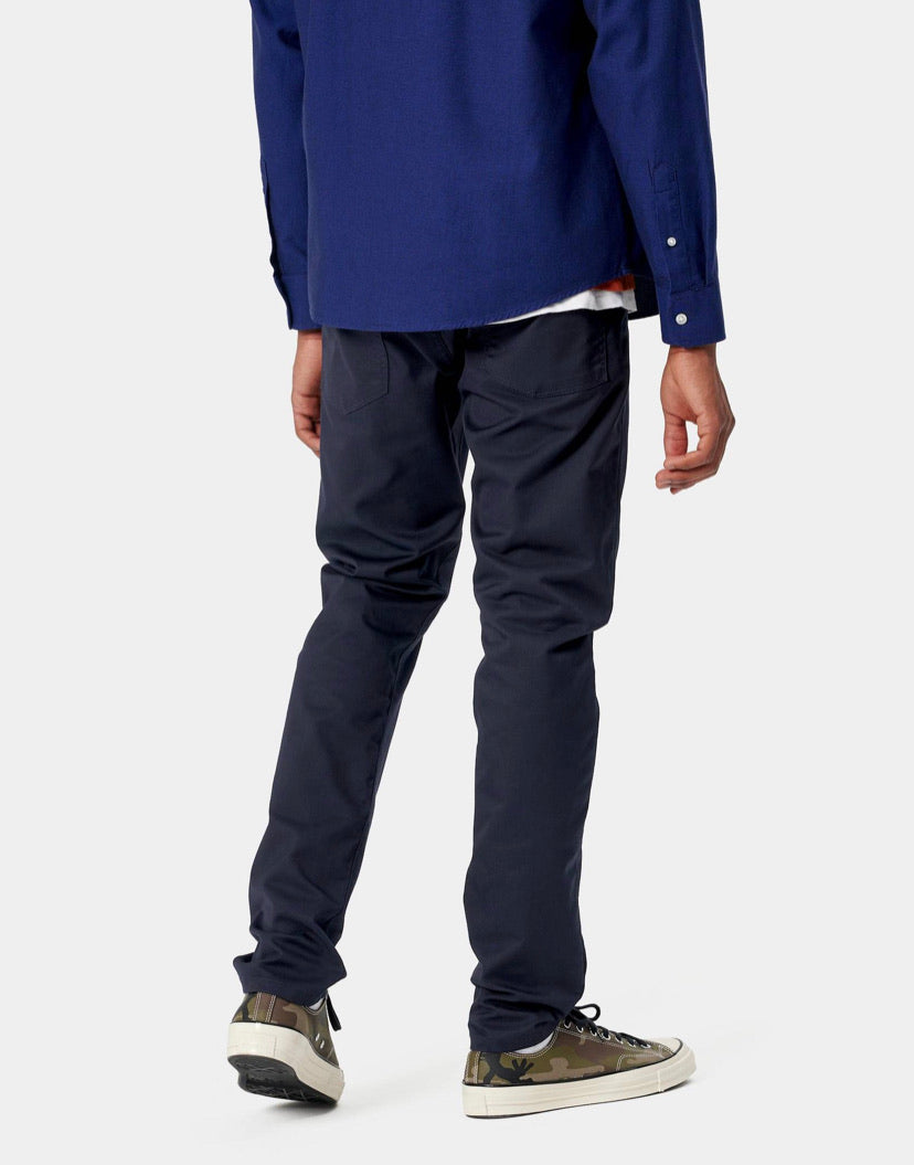 Carhartt Vicious Pant - Dark Navy (rinsed)