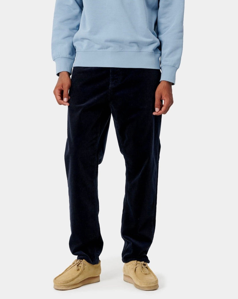 Carhartt Newel Pant - Dark Navy (rinsed)
