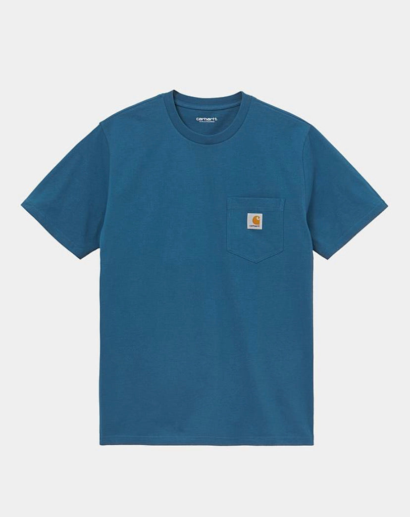 Carhartt Pocket T-shirt - Shore