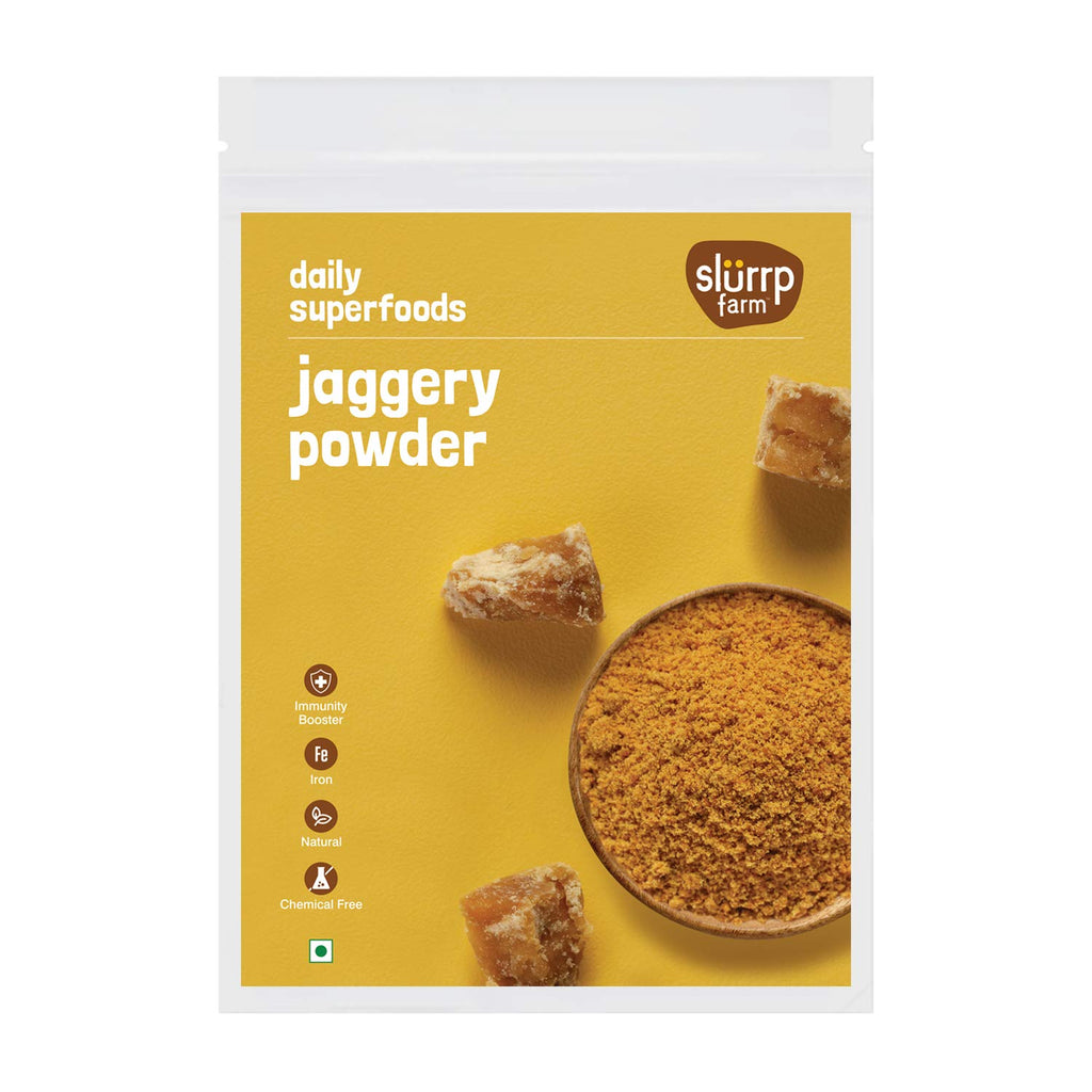 Slurrp Farm Natural Jaggery Powder, 300g