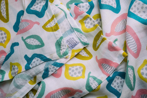 Fruits and Seeds Single Swaddle, 50