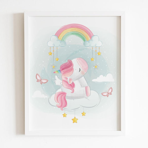 Unicorn Frames (Set of 3)