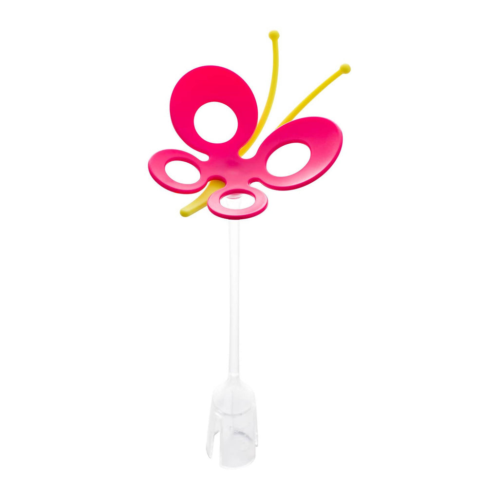 Boon Fly Grass Accessory (Pink/Yellow)