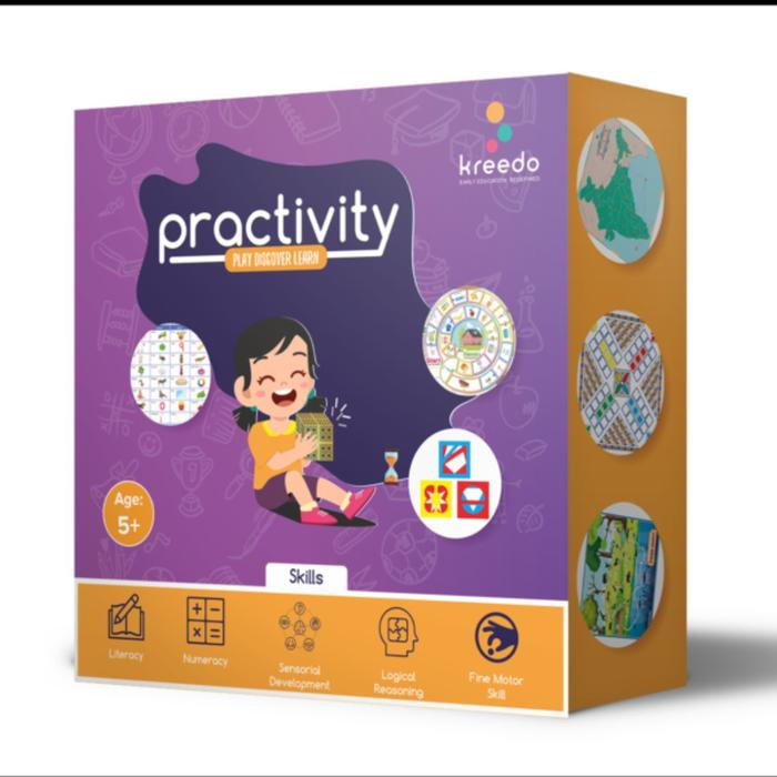 Practivity Toy Box Level 3: (5-6 Years)