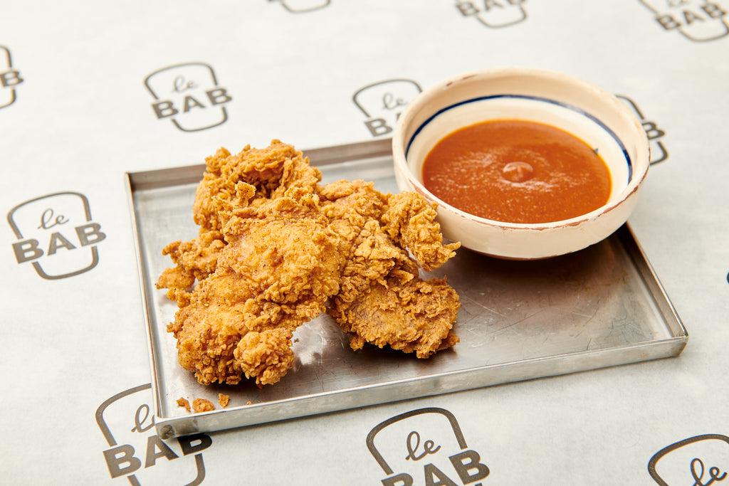 LE BAB FRIED CHICKEN (LBFC)