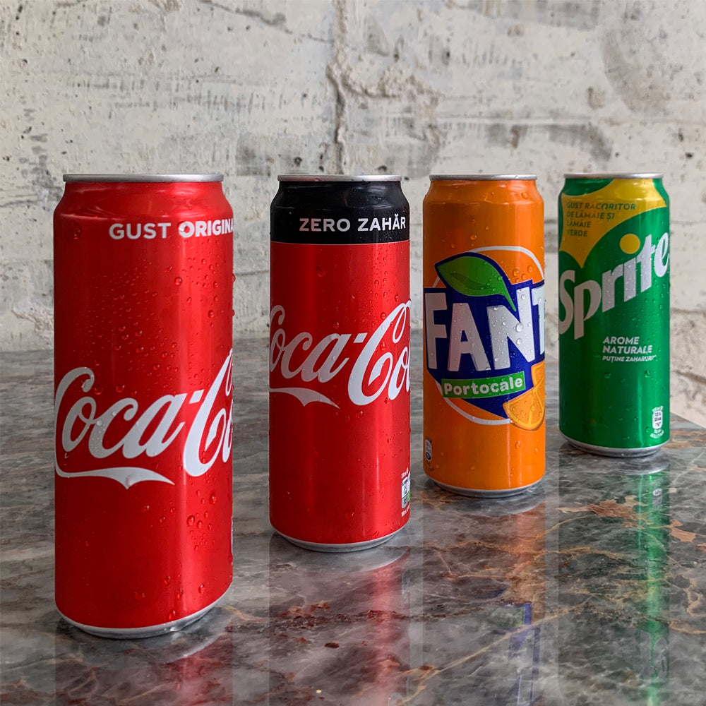 SOFT DRINKS 330ml