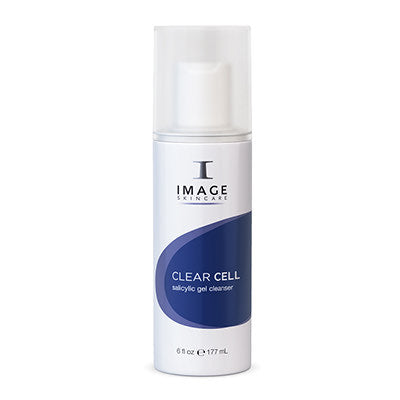 Clear Cell Salicylic Gel Cleanser 6oz