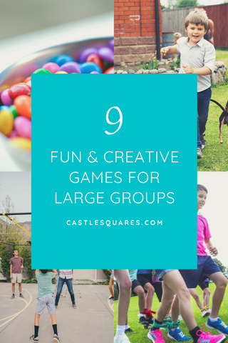 9 fun and creative group games