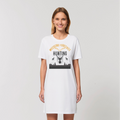 Weekend Forecast Hunting T-Shirt Dress | Deer Hunting | Deer Season