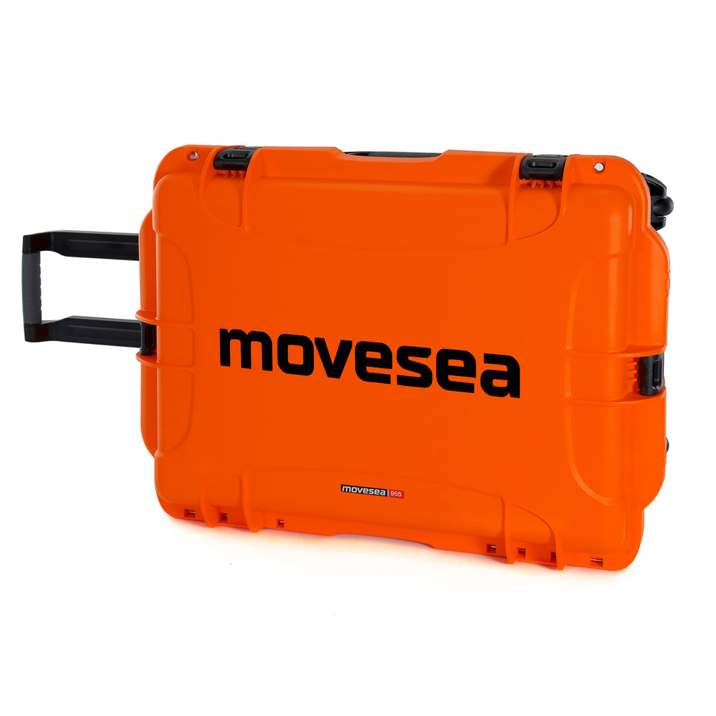 Professional case with wheels for Underwater Drone FIFISH V6 and FIFISH V6S Orange QYSEA 846930