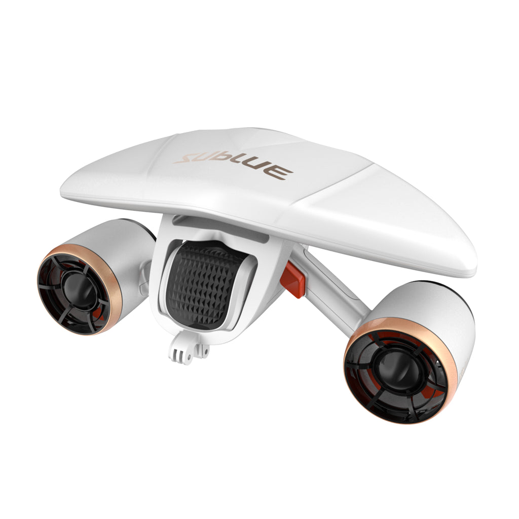 Underwater scooter White Shark Mix Pro White Gold SUBLUE 8501445