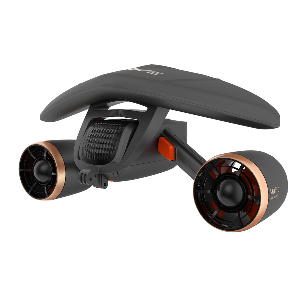 Underwater scooter White Shark Mix Pro Black Gold SUBLUE 8501452